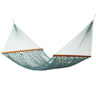 Large Weather Smart Rope Hammock - Spruce