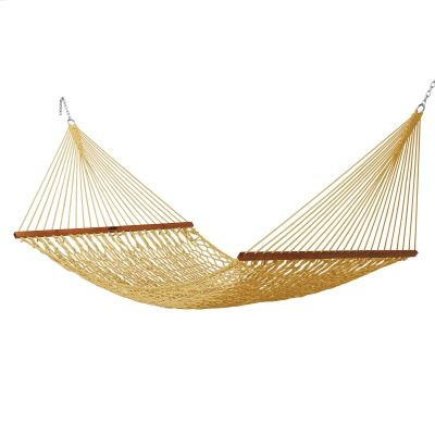 Deluxe Original DuraCord Rope Hammock - Tan