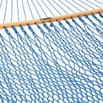 Presidential Original DuraCord Rope Hammock - Coastal Blue