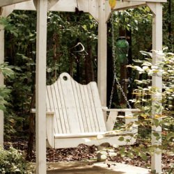 Bridgehampton Adirondack Swing - Pine -