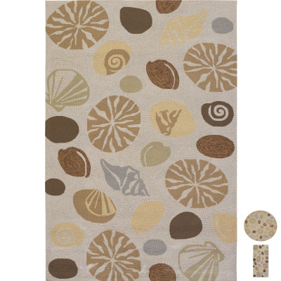 Outdoor Escape Barnegat Bay Outdoor Rug
