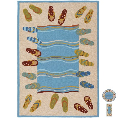 Outdoor Escape Sandals Outdoor Rug