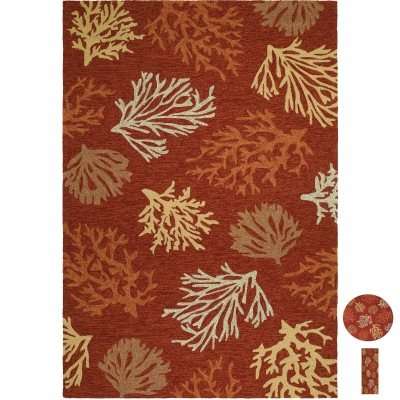 Outdoor Escape Sea Reef Outdoor Rug
