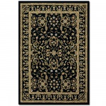 Covington Belmonte Black Outdoor Rug