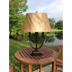 Belmont 30 Inch Outdoor Table Lamp
