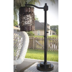 Brent 30 Inch Outdoor Table Lamp