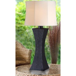 Weaver 31 Inch Outdoor Table Lamp