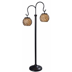 Kenroy Castillo 62 Inch Outdoor Floor Lamp