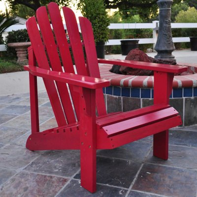 Westport Cedar Adirondack Chair