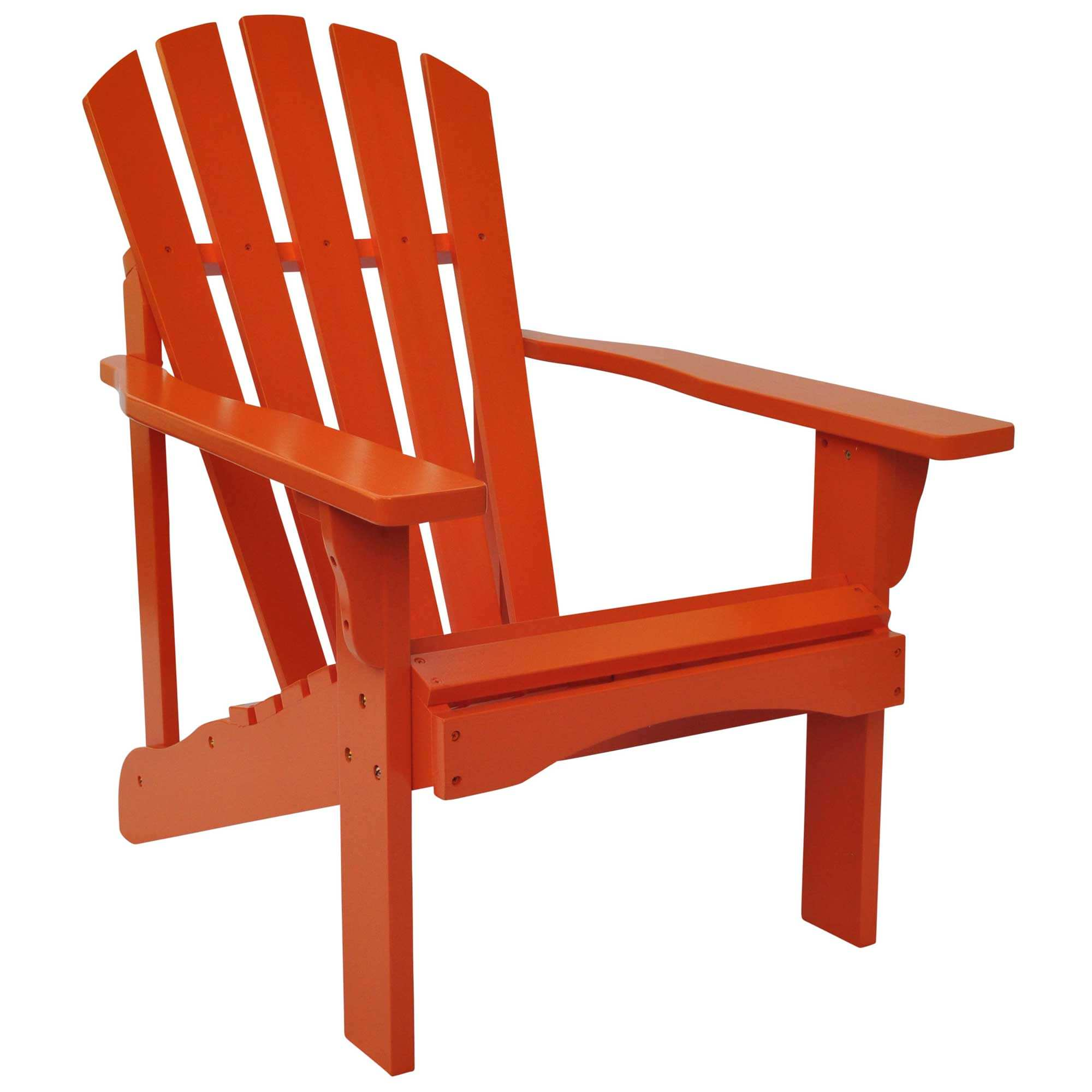Rockport Cedarwood Adirondack Chair Shine Company DFOHome