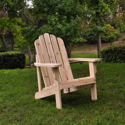 Marina Cedarwood Adirondack Chair