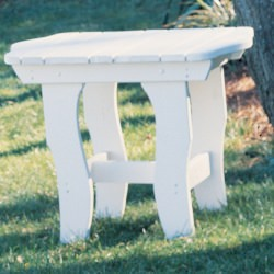 Companion Collection End Table - Poly -