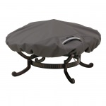 Classic Accessories 60 Inch Ravenna Round Fire Pit Cover