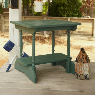 Hatteras Collection Side Table - Pine -