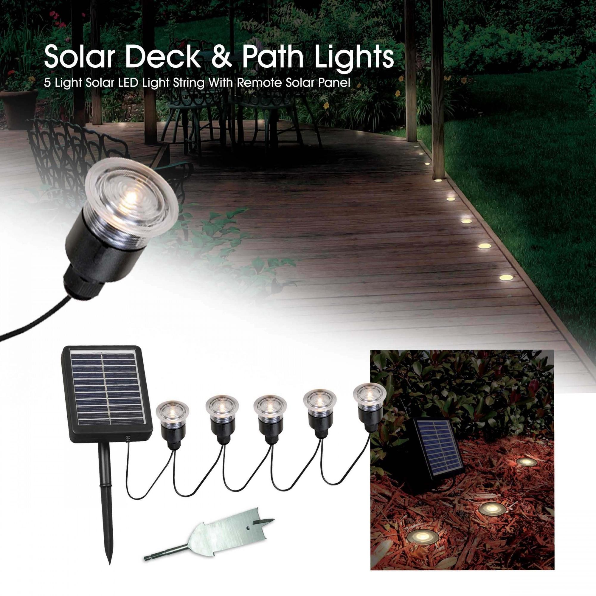 solar deck path ligths dfohome