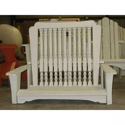 Hatteras Collection Adirondack Swing - Pine -