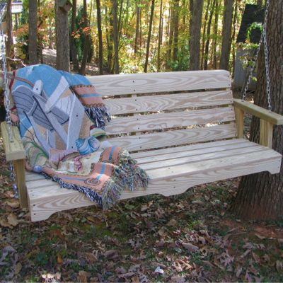 Natural 5ft Porch Swing