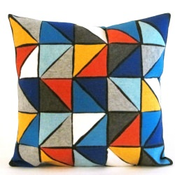 Multicolor Outdoor Pillows