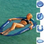Large Portable Floating Water Hammock
