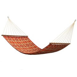 Large 2 Person Sunbrella Quilted Hammock - Pinnacle Fiesta