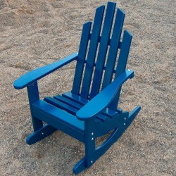 Junior Adirondack Rocking Chair