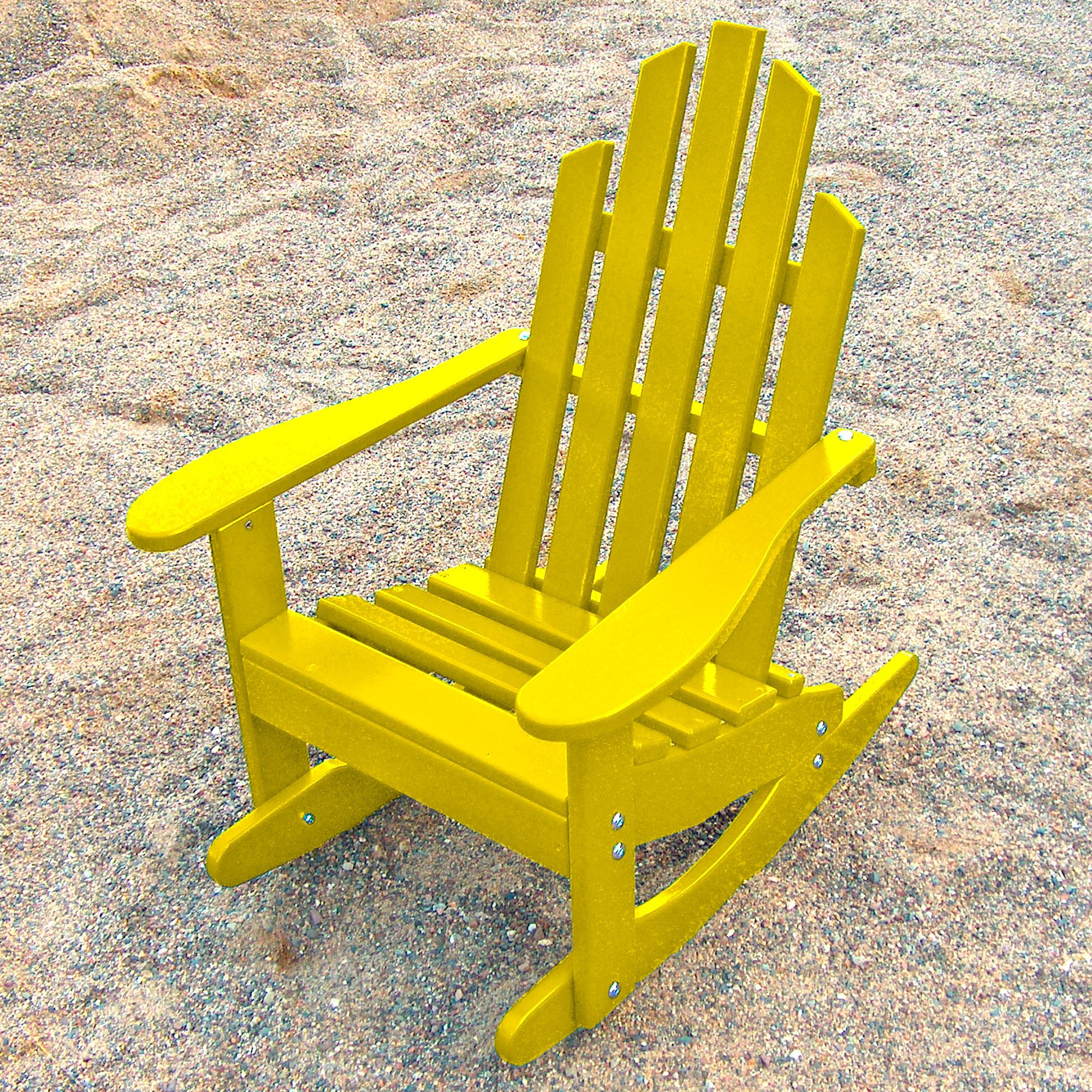 ... Junior Adirondack Rocking Chair ...