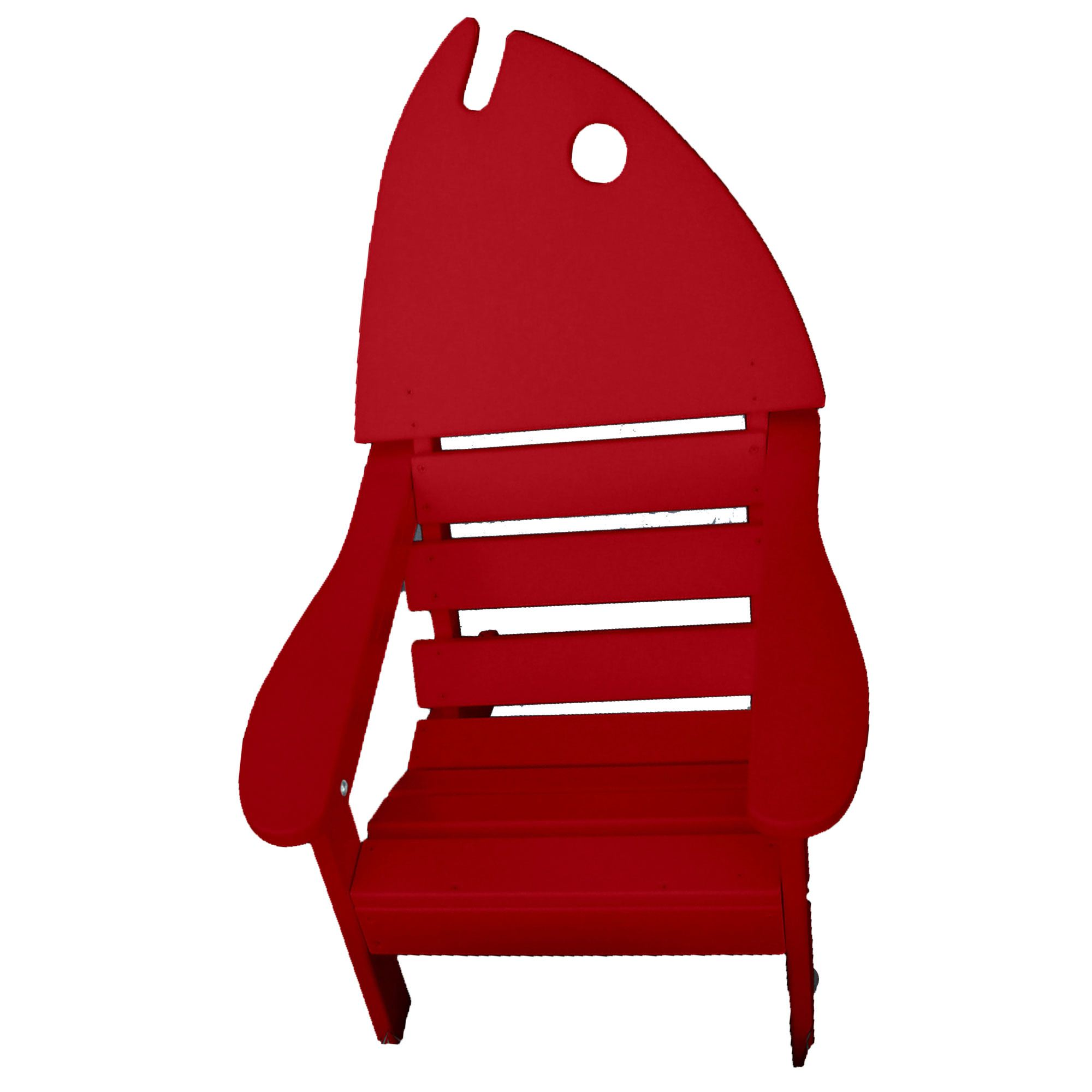 Shop Junior Fish Chair Prairie Leisure Furniture Outdoors