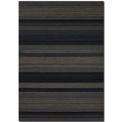 Berkshire Hoosic Grey/Black Outdoor Rug
