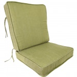 Olive Deep Seating Box Cushion