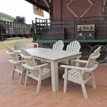 Hamilton 7pc Rectangular Dining Set