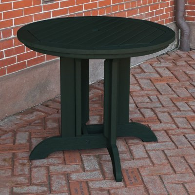 36 in Round Dining Table