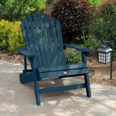 King Hamilton Folding and Reclining Adirondack Chair