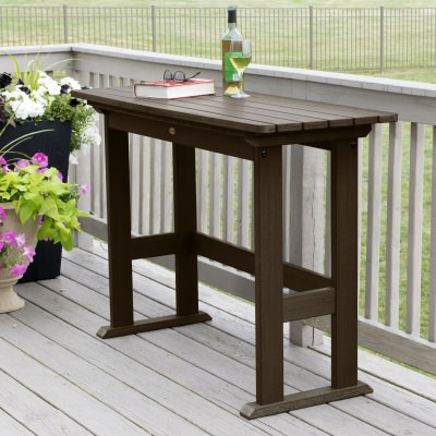 Lehigh Counter Height Balcony Table