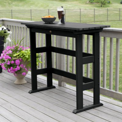 Lehigh Bar Height Balcony Table