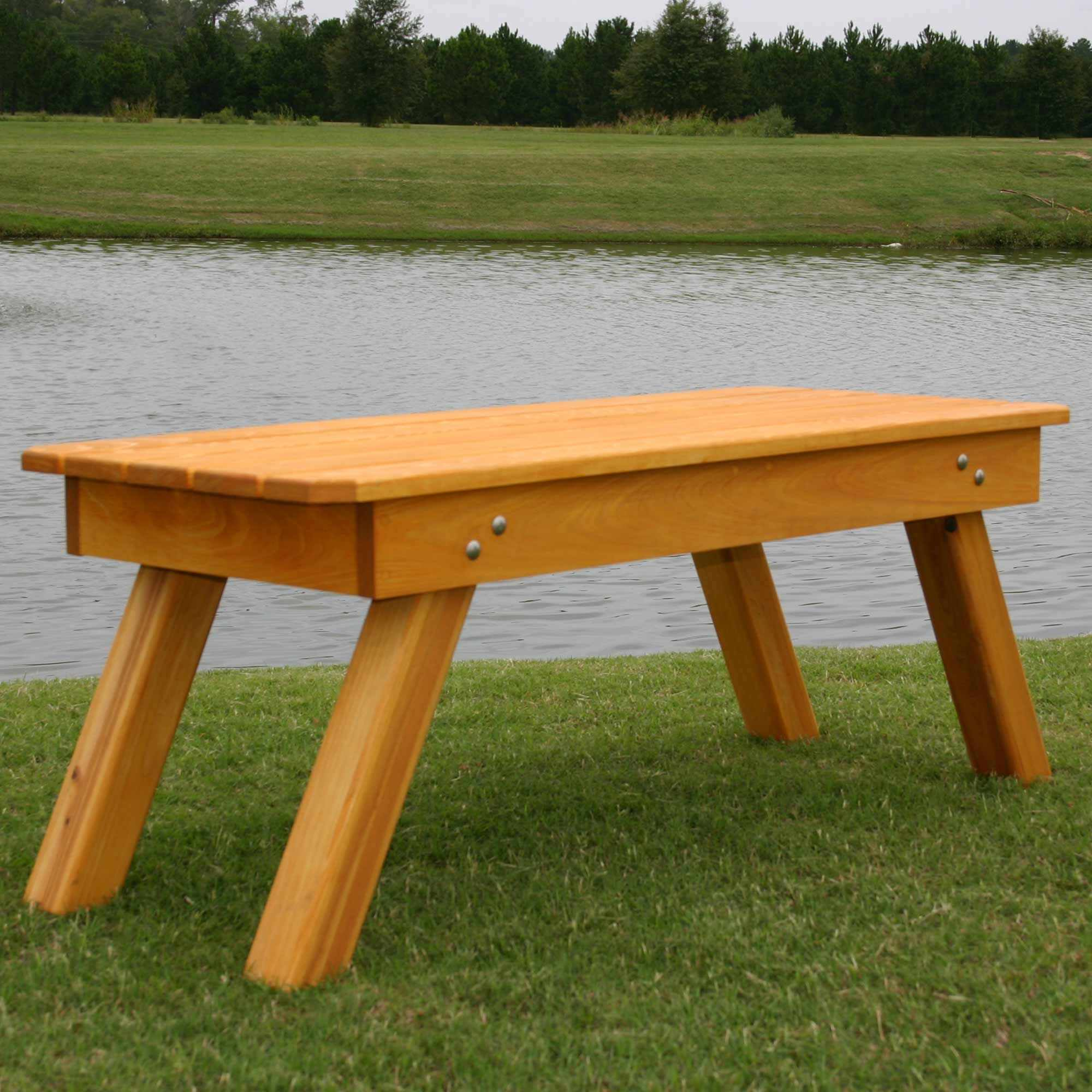 adirondack coffee table act k designed for outdoors dfohome. Black Bedroom Furniture Sets. Home Design Ideas