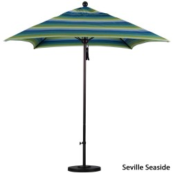 6 ft. Fiberglass Market Umbrella Sunbrella Available in 9 Colors