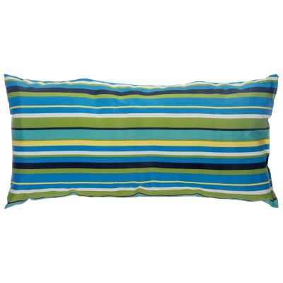 Extra Wide Sea Grass Topanga Stripe Hammock Pillow