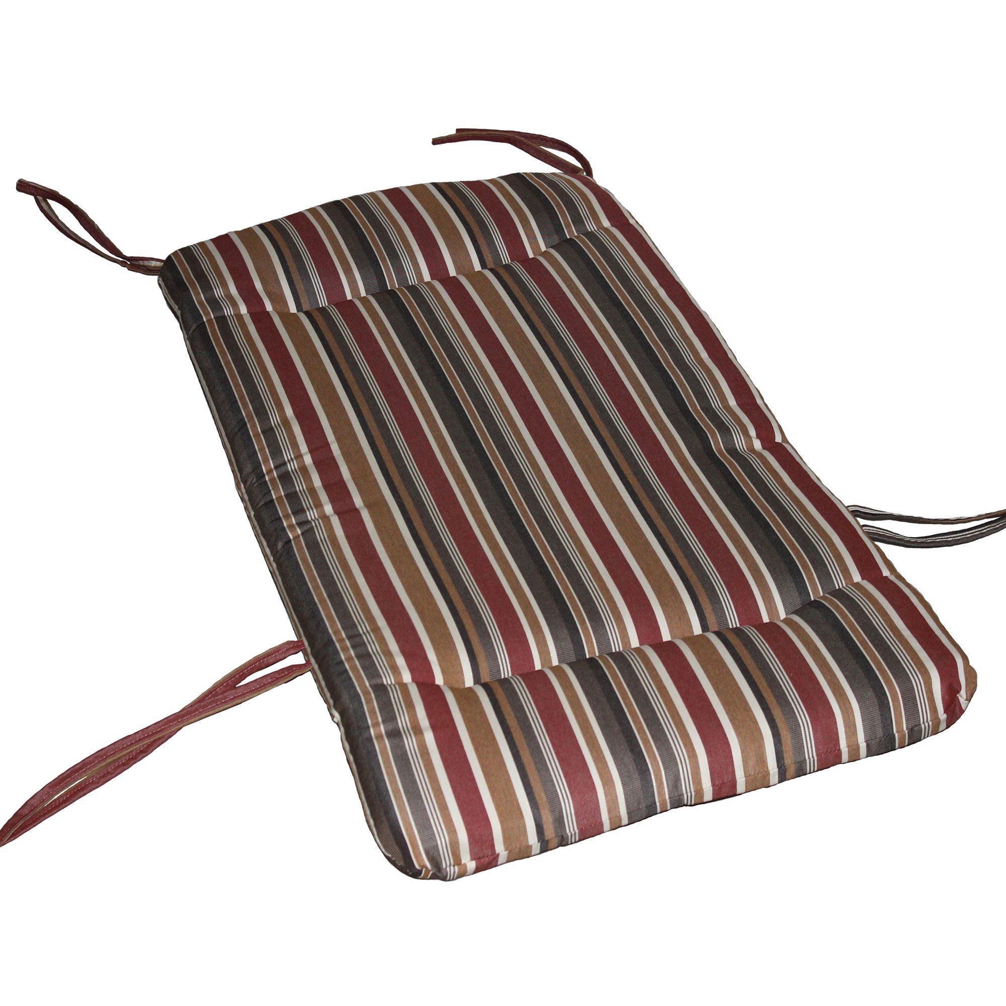 fo back Chaise Lounge Sunbrella Seat Cushion Dimone