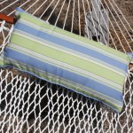 Hampton Bay Summer Hammock Pillow