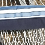Longitude Navy Hammock Pillow