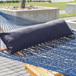 Long Hammock Pillow - Navy