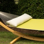 Long Hammock Pillow - Cream