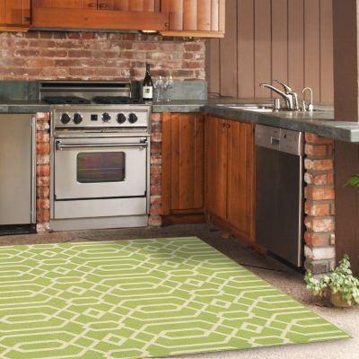 Green Outdoor Rugs