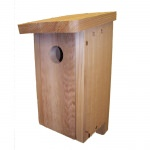 Cedar Songbird Nest Box Kit