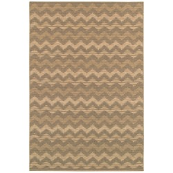 Berkshire Alaric Gold/Wheat Outdoor Rug