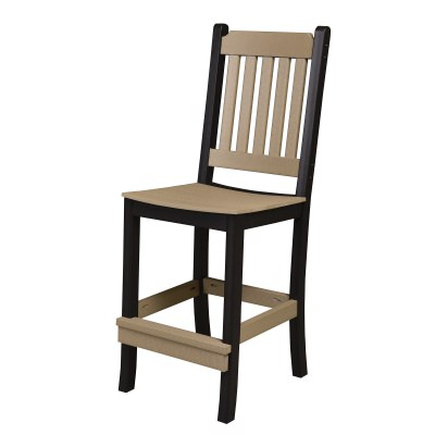 Garden MIssion Bar Chair