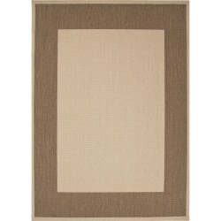 Jaipur Breeze Birch Taupe and Tan Picnic Outdoor Rug