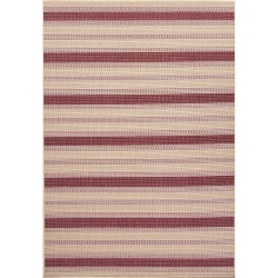 Jaipur Breeze Birch Taupe and Tan Pinned Outdoor Rug