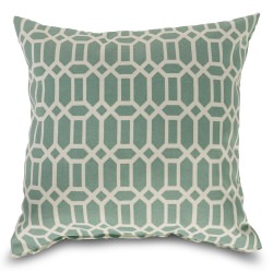 Rhodes Quartz Small Square Outdoor Pillow