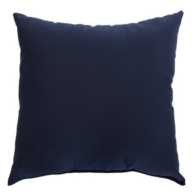 Blue Outdoor Pillows